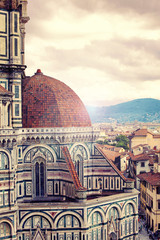 View from Santa Maria del Fiore, Florence