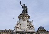 Statue de la République, Paris