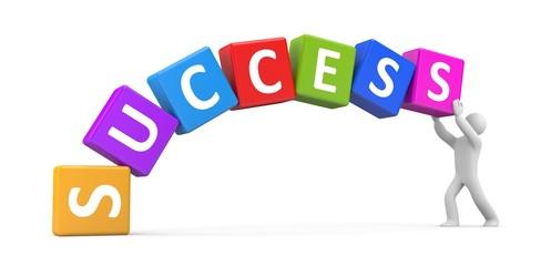 Success metaphor