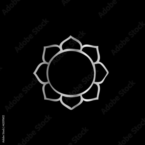Symbol of Buddhism- Lotus flower
