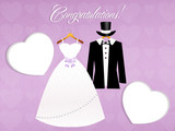 Congratulations for Marriage