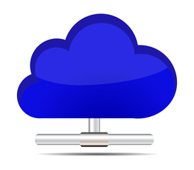 vector computer cloud
