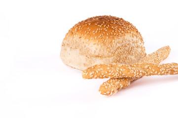 Pane con grissini