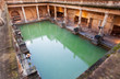 The Great Bath at the Roman Baths