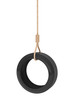 Swing Wheel Tire with rope