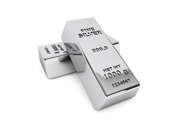 Bank Silver Bars