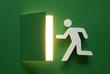 Art emergency exit - 62022631