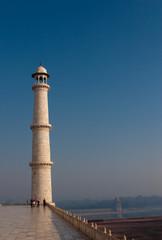 Taj Mahal - Turm