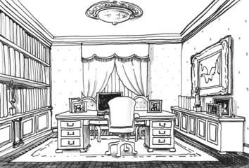 The presidet's office