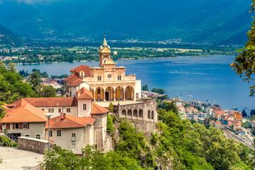 Madonna del Sasse, Lago Maggiore