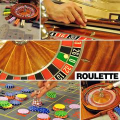roulette colage