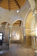 Foto Interna del Tempio di San Giovanni al Sepolcro di Brindisi