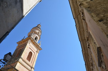 Clocher de la basilique Saint-Michel- Archange