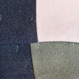 samples of wool fabrics