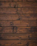 Old wooden plank fence background