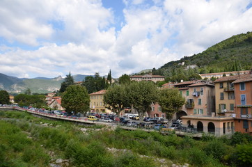 Village de Sospel, Alpes maritimes