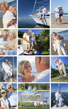 Senior Couples People Retirement Lifestyle