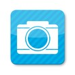 Blue camera button