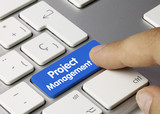 Project management. Keyboard