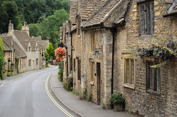 Castle Combe, Cotswolds cottages