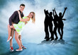 We love to dance all time