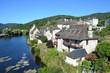 Ville d' Argentat en Corrèze