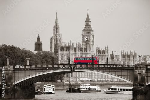 Zdjęcia na płótnie, fototapety na wymiar, obrazy na ścianę : London