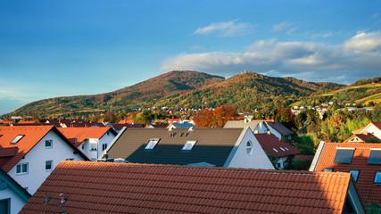 Bensheim, Schloss Auerbach, Melibokus