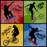 Bike vs Skate