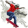 Skate Radical - 62042078