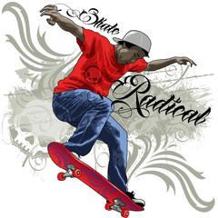 Skate Radical