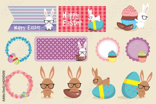 scrapbook-tags-páscoa-easter-set-cute
