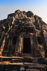 Beautiful Bayon Temple, Siem Reap, Cambodia
