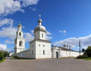 St. George Monastery in Veliky Novgorod