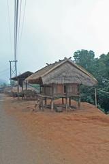 Дом в Лаосе. House in Laos