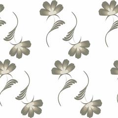 small flowers seamless pattern