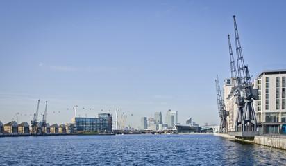 Victoria Dock, London