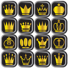 icons crown