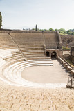 View of Pompeii Amphitheater Stage