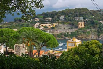 La Baia del Silenzio a Sestri Levante, Italy