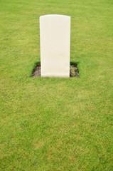 WW1 Military Cemetery