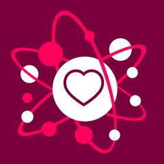 the molecular composition of a  Heart.
