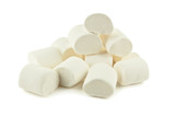 heap of marshmallow