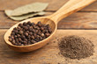 pepper and bay leaves - 62060276