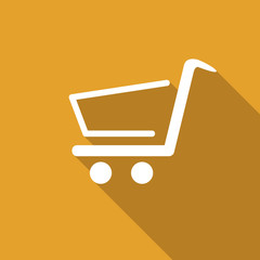 Vector Logo discount. Shopping cart