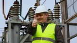 Engineer near high voltage power transformer episode 4