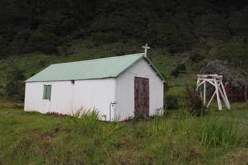 Eglise Marla - Ile de la Réunion