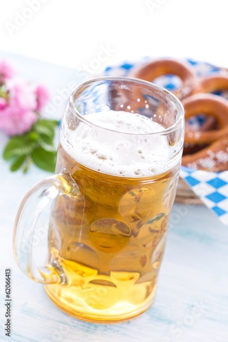canvas print picture Bier