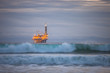 canvas print picture - Pacific Rig