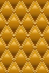 Pattern upholstery.